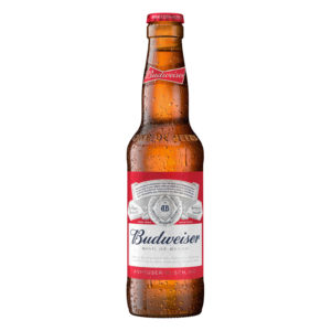 Birra Bud cl. 33 x 24 bt.