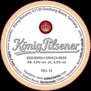 Fusto Konig Pilsner Keg lt. 30