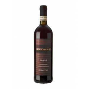 Borgognotte Dolc. Langhe gr.11,5 lt. 0.75