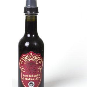Aceto Balsamico Spray Mo Igp Villa Edda 250 ml. x 6 bt.