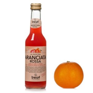 "Aranciata Rossa ""Lurisia"" cl. 20 X 24 bt."