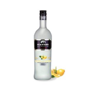 Vodka Iceberg Limone 25° lt. 1.00