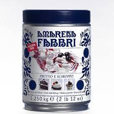 Amarena Lattina Fabbri kg. 1,25