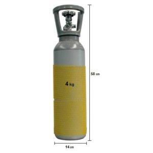 Bombola Gas Co2 kg. 4