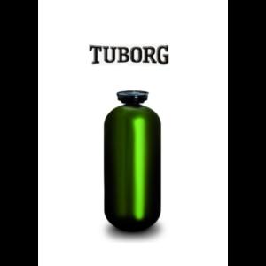 Fusto Tuborg Flex 20 Draught Master lt. 20