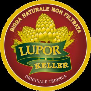 Fusto Lupor Keller Naturale non filtrata 20 lt.