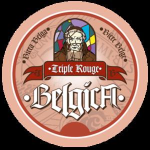 Fusto Belgica Triple Rouge 15,3 lt.