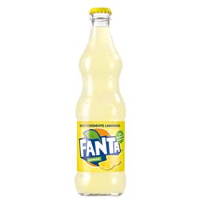 Fanta Lemon cl. 33x24 bt. vetro a perdere