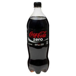 Coca Cola ZERO lt. 1,5 pet x 6 bt.