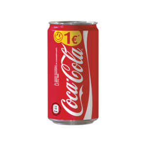 Coca Cola Lattina Slim 250 x 24