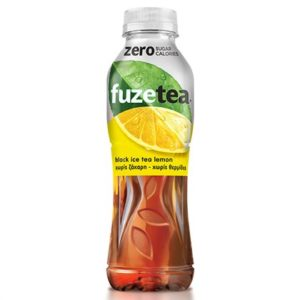 Fuze Tea Zero Lemongras 400 x 12 bt. Pet