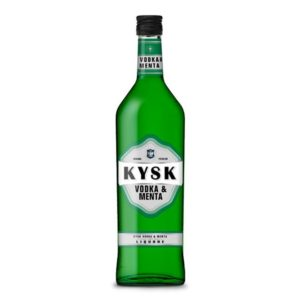 Vodka Kysk Menta (gr. 20) bt. cl. 100