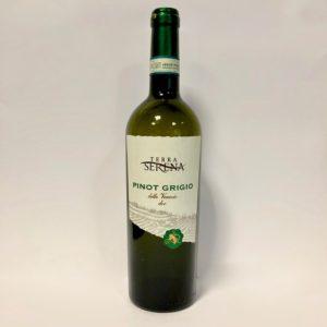 Pinot Grigio Doc delle Venezie Terra Serena gr. 12 0.75 X 6 bt.