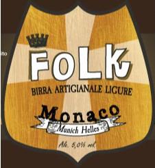 Fusto Folk Monaco Bionda Alc. 5,1 lt. 20