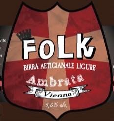 Fusto Folk Vienna Ambrata Alc. 5,2 lt. 20